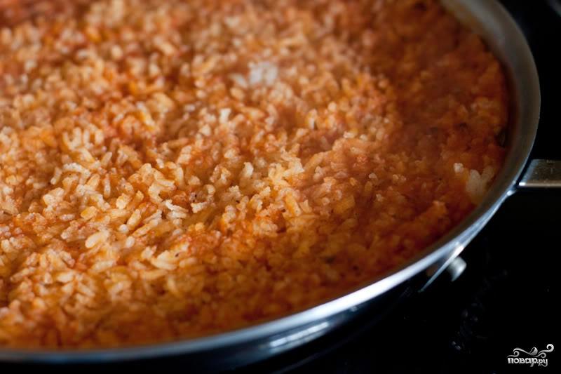 Рис по-мексикански - фото шаг 4