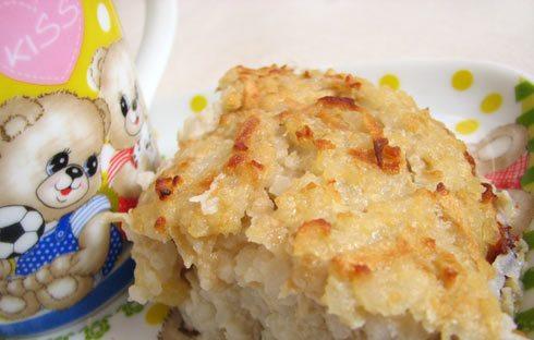 Рисовый пудинг для детей - фото шаг 6