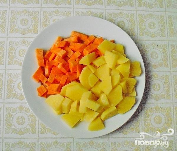 Легкий суп из желтохвоста - фото шаг 3