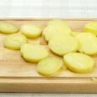Рецепт Картофель и сыр с плесенью