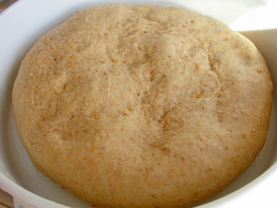 Дрожжевое тесто в мультиварке - фото шаг 1
