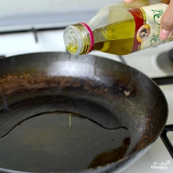 Соус с фаршем для спагетти - фото шаг 1