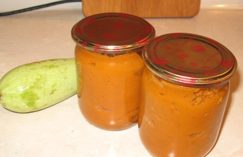 Кабачковая икра с перцем на зиму - фото шаг 3