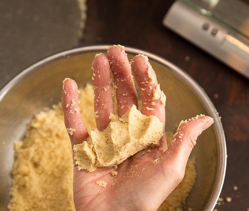Грушевый пирог без глютена - фото шаг 2