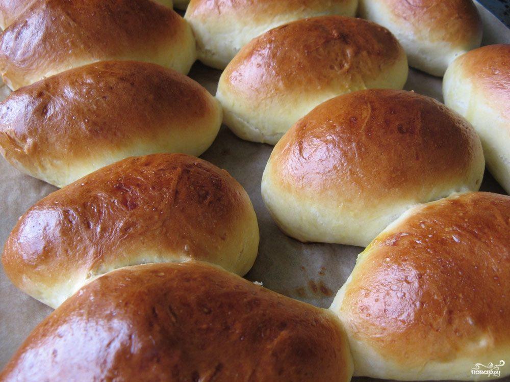 Рецепт Пирожки с картошкой и брынзой