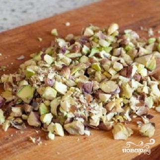 Салат из свеклы, козьего сыра и рукколы - фото шаг 2