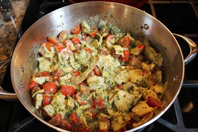 Равиоли в томатном соусе - фото шаг 2