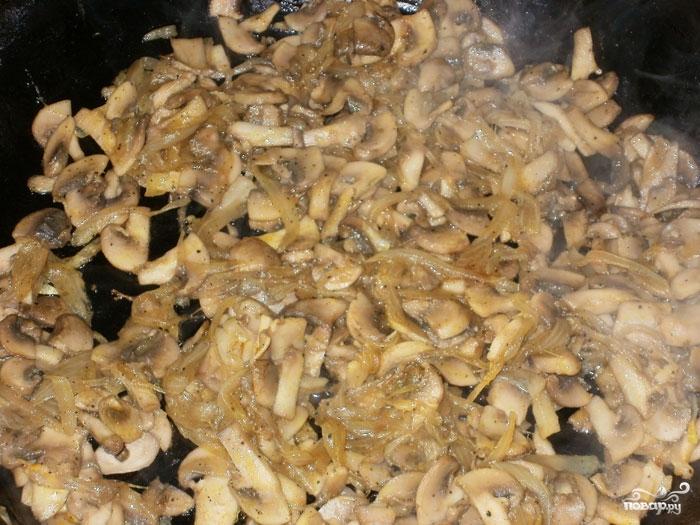 Картофельная запеканка с капустой в духовке - фото шаг 4