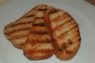 Жареный сладкий хлеб