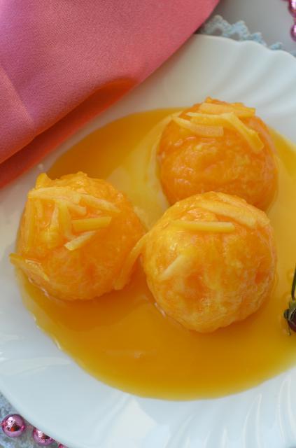 Карамельные мандарины - фото шаг 6