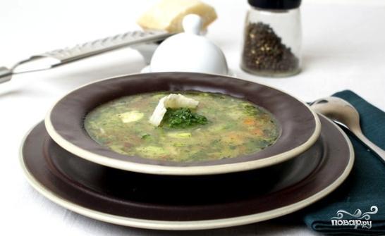 Овощной суп по-провански - фото шаг 3