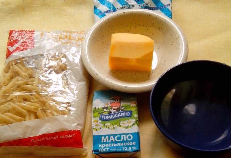 паста с сыром в мультиварке рецепты
