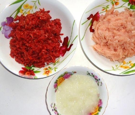 Рецепт Люля-кебаб в тесте