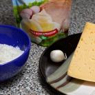 Рецепт Сырные шарики в кокосовой стружке