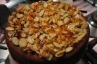 Апельсиновый торт с миндалем