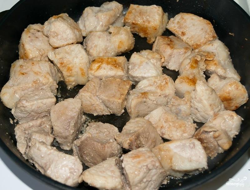 Рецепт Свинина по-португальски