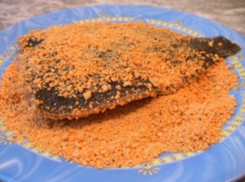 Рыба, жаренная под соусом - фото шаг 4