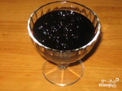 Рецепт Варенье из бузины