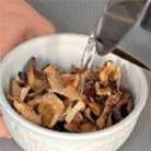 Рецепт Куриные грудки с грибами в меду