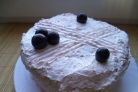 Торт Нарцисс с творогом
