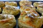 Сливочное печенье с перцем