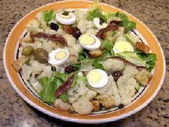 Салат из цветной капусты - фото шаг 8