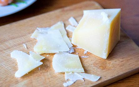 Салат с рукколой и креветками - фото шаг 5