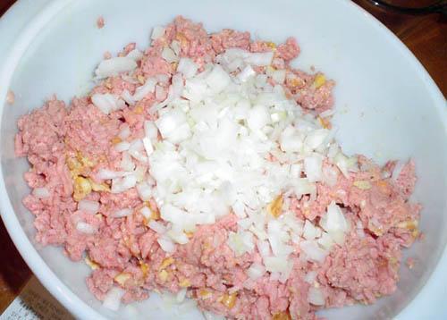 Мясной рулет и макароны с сыром - фото шаг 5