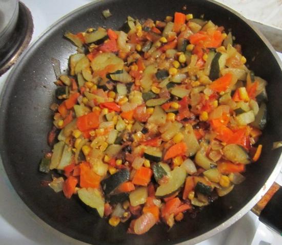Рецепт Форель, фаршированная грибами