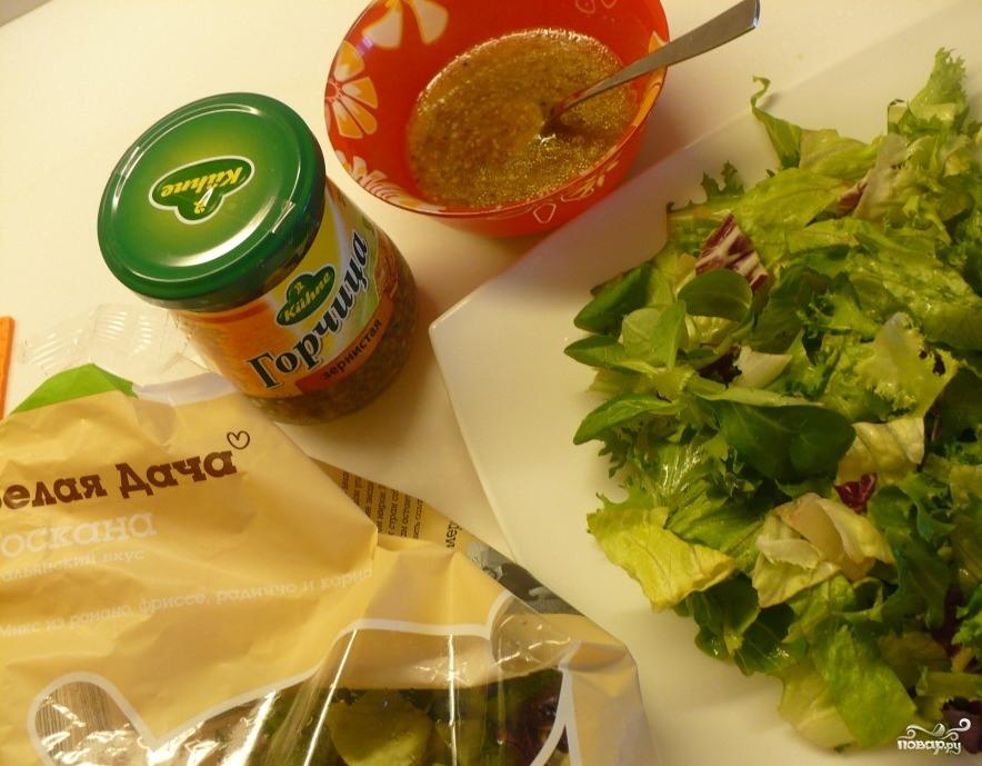 как приготовить салат тоскана