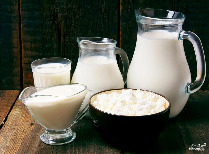 Рецепт Творог из молока и кефира