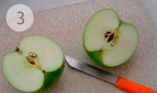 Легкая новогодняя закуска из овощей - фото шаг 3