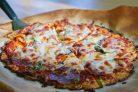 Корж для пиццы из цветной капусты