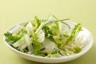 Салат из фенхеля с петрушкой