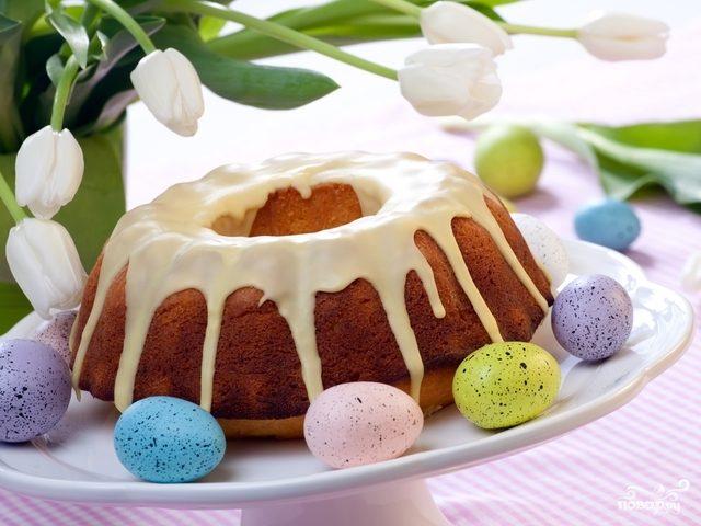 Рецепт Пасхальный кекс