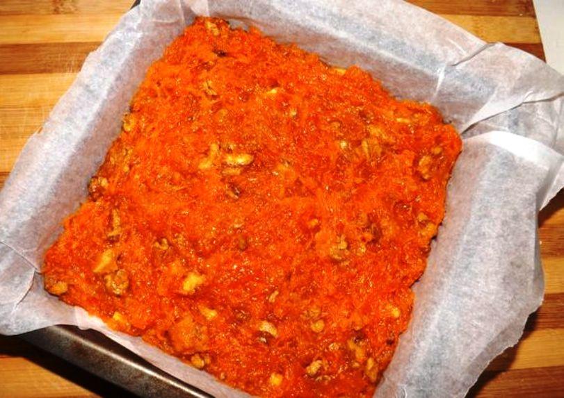 Рахат лукум из моркови - фото шаг 4