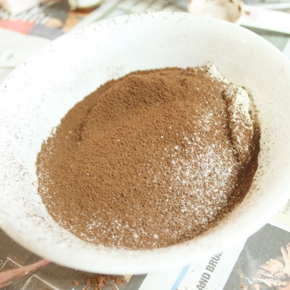 Рецепт Торт в микроволновке