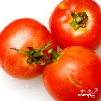Салат из пасты, фасоли и помидоров - фото шаг 1