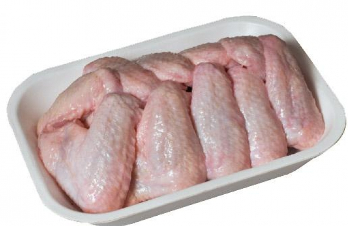 Рецепт Куриные крылышки с кунжутом