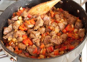 Сладкий суп из бобов - фото шаг 7