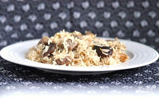 Рецепт Пилав из баранины