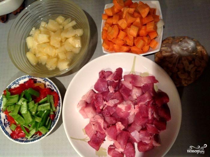 Свинина корейка приготовить в духовке