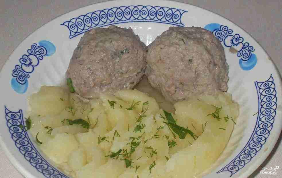 кнели из курицы рецепт с фото пошагово
