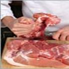 Рецепт Свинина в имбирной глазури