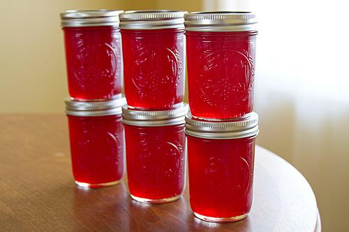 Варенье из красной смородины (желе) - фото шаг 7
