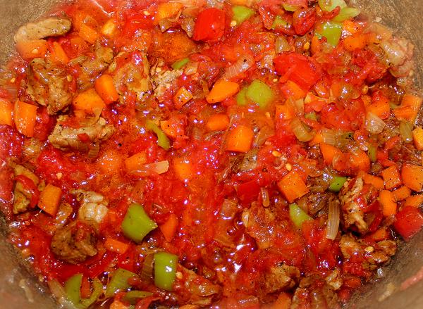 гречка фаршем рецепт с фото в духовке