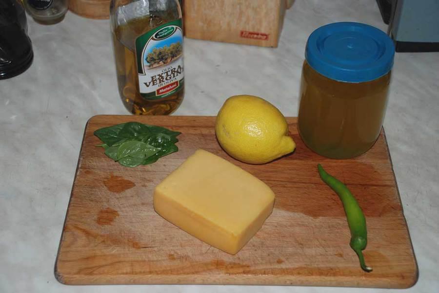 Рецепт Сыр с медом в домашних условиях