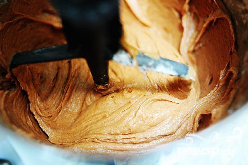 Томатный пирог со сливочной глазурью - фото шаг 3