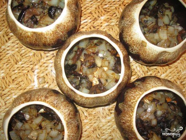 Фрикадельки с картошкой в горшочках - фото шаг 4