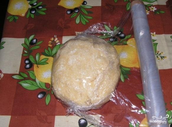 Пирог с ягодным желе - фото шаг 2